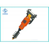 China HF18 / HFE18 Series Earth Auger Drilling Machine General Auger Bit Teeth For Excavators on sale