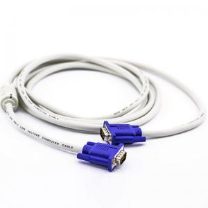 China VGA 3 4 15PIN 5m VGA Monitor Cable With High Resolution on sale