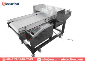 China Food Processing Industry High Precision Metal Detector Machine With Data Logging on sale