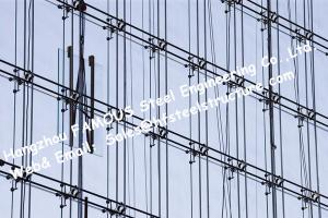 System Curtain Walls Cable Tensioned
