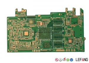 China 6 Layer 1 Oz PCB Circuit Board Multilayer Printed Circuit For Automotive Sensor on sale