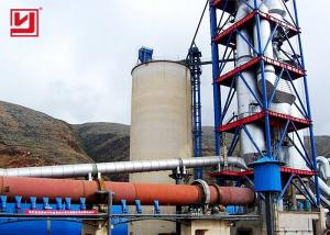 China High Availability Rotary Kiln For Cement And Clinker Plant Low Power Consumption on sale