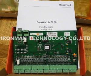 China Honeywell PW6K1IN Input Module Access Control Unit Subassembly Input Board on sale