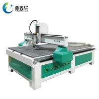 China Promotional wood cnc router machine , cnc router 1325 price for wine cabinet on sale
