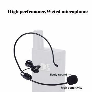 China professional wireless microphone headset system for tourist group on sale