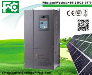 China Solar Pump Inverter, On Grid Solar Inverter, Off Grid Solar Inverter 220V 380V on sale