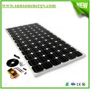 China 270w mono solar panel / solar module mono-crystalline, mono solar panel system cheap price for hot sale on sale