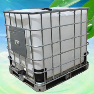 China 1000l Square Plastic water storage tank boxes for sale on sale