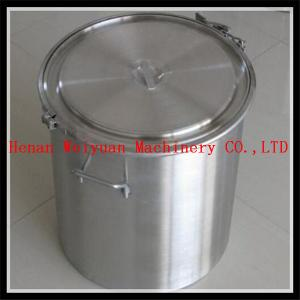 China food grade stainless steel hot water storage tank Stainless Steel Oil Tanks on sale