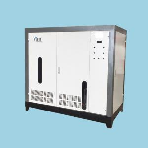 China Carbon Steel 7.7kw 0.89MPA Vacuum Pump Station on sale