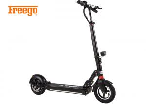 China Fancy One Motor Big Tire 10 Electric Scooter Kick Start 30-40km Range Adjustable on sale