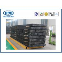 China Boiler H Fin Seamless Tube For Heat Exchanger , Carbon Steel Finned Tubes on sale