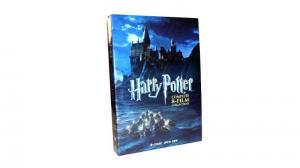China wholesale 2016 happy potter 8 film 8DVD adult dvd movie boxset usa TV series free shipping on sale