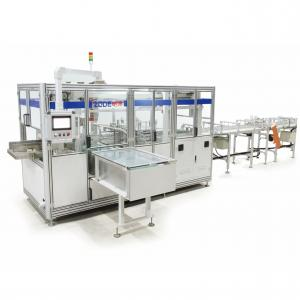 China Full Automatic PLC High Speed 15 bags min Toilet Tissue Packing Machine ZD J48 on sale