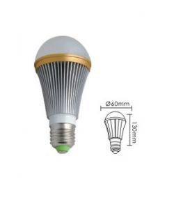 China High Lumen B22 E27 led light bulbs Cool white led bulb on sale