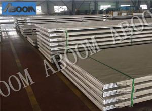 China BA Austenitic Ferritic A240 2205 Duplex Stainless Steel Plate on sale