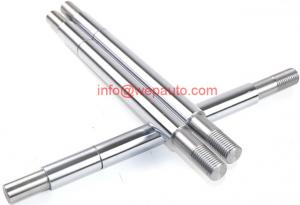 China High Quality and Cheap Carbon Steel Threaded Linear Shaft 3-150mm on sale