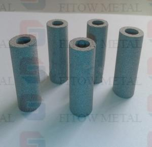 China High temperature gas dust removal filter material High temperature sintered metal filter on sale