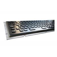 China Sealed Touchpad Wireless Compact Mechanical Keyboard For Marine Control on sale