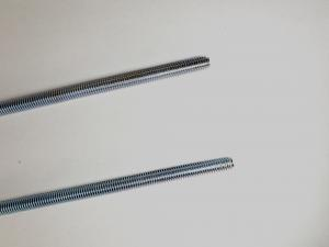 China Class 4.8 DIN 975 M18 Zinc Plated Carbon Steel Threaded Rod on sale
