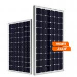 320W 60 Cells Hot Sale silicon Type Roof Top Monocrystalline Sunpower Solar Panels