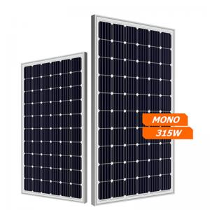 China 320W 60 Cells Roof Top Monocrystalline Solar Cell Silicon Type on sale
