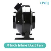 China Compact Structure 2700RPM 8 Inch 200mm Rc Electric Ducted Fan Motors on sale
