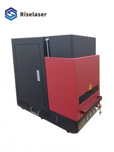 China 1064nm Stainless Steel Engraving Machine 50w Fiber Laser Marker on sale