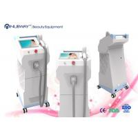 China Fast efficient high energy 600W 808nm diode laser soprano laser hair removal machine for sale on sale