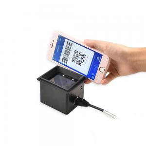 China OEM ODM USB RS232 Interface Embedded 2d QR Code Scanner Barcode Reader Module for kiosk on sale