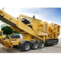 China Rock portable crusher for sale on sale
