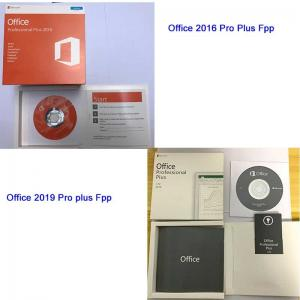 China All language Office Professional Plus 2019 Key Software For Windows on sale