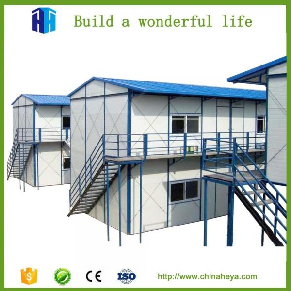 Saudi Arabia Easy Maintain Triangle Roof Prefab House Plans China Suppliers For Sale Movable House Manufacturer From China 108017285