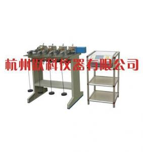 China intelligent electric tetragenous direct shear testing apparatus on sale