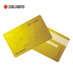 China Low cost ISO 14443a CR80 size rewritable nfc contactless pvc card with 1k s50 chip(professional manufacturer) on sale