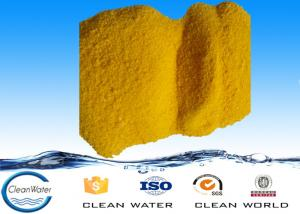 China PAC 02 Poly aluminum chloride powder professional flocculant  for dyeing chemicals PH 3.5-5.0 supplier
