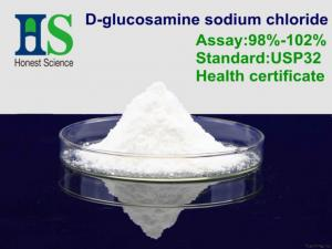 China D-glucosamine Sodium Chloride(2nacl) on sale