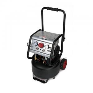 China Oil Free 3330841 Briggs Stratton Compressor 8 Gallon 30 Litres Metal Material on sale