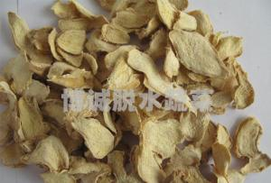 China Dehydrated ginger on sale