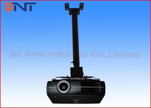 China 1500 mm  Projector Ceiling Mount Kit , Retractable Projector Ceiling Mount Drop on sale