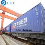 Custom Services Rail Freight From China To Europe