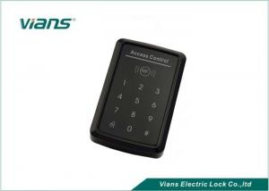 China Touch Screen Single Door Access Controller , Access Security Systems With EM / MF Card on sale