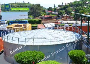China GFS Anaerobic Digestion Tank Good Chemical And Physical Performance on sale