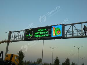 China EN12966 P16 Outdoor LED Variable Message Sign, LED Traffic Display Board, Vms led panel, for outdoor use on sale