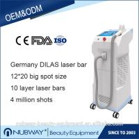 China Best selling 808nm diode laser hair removal machine for sale on sale
