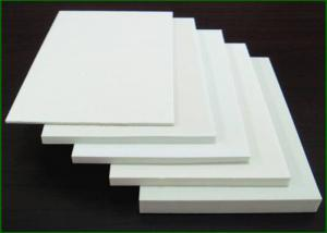 China Waterproof PVC Foam Board Sheet Wall Mounted Durable For Bathroom Cabinet on sale