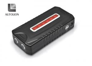 China 23000mah Big Volt Portable Car Battery Charger Jump Starter Lithium Ion Battery Pack on sale