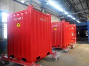 China 6ft Offshore Container General Purposes Height 2438MM Industrial Easy Operation on sale