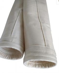 China Longlife Pps Dust Filter Bag , Thermal Power Plant 50 Micron Filter Bag on sale