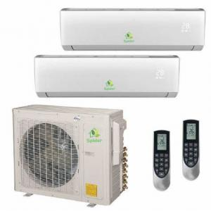 China Wall / Window Mounted Inverter Split Air Conditioner R410a Green Refrigerant on sale